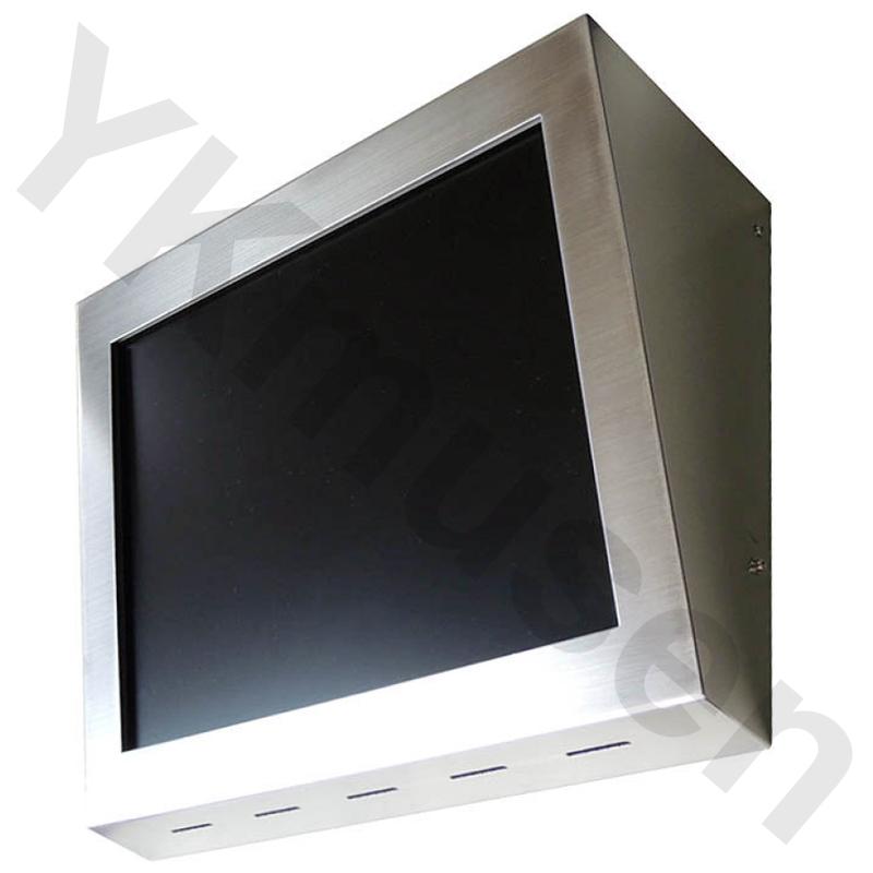 エレベーター内・壁面設置専用15インチTFT液晶モニター WALLCAB-150-20の製品詳細