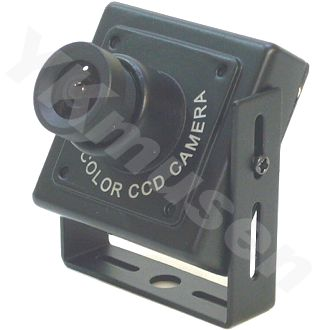 YM-3434 OSD機能搭載38万画素高画質小型カメラ 拡大画像  OSD搭載38万画素高画質