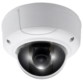 3メガピクセル防雨型ドーム型ネットワークカメラ IPD-WD3305の製品詳細